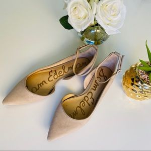 Sam Edelman Radley Pointed Toe Flats Size 8